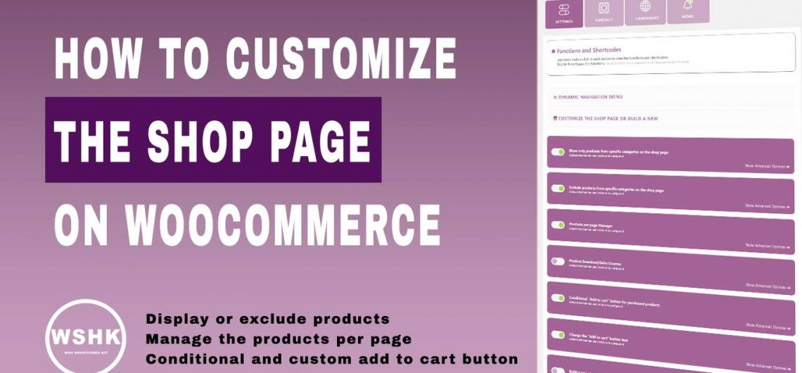 how-to-customize-the-shop-page-on-woocommerce